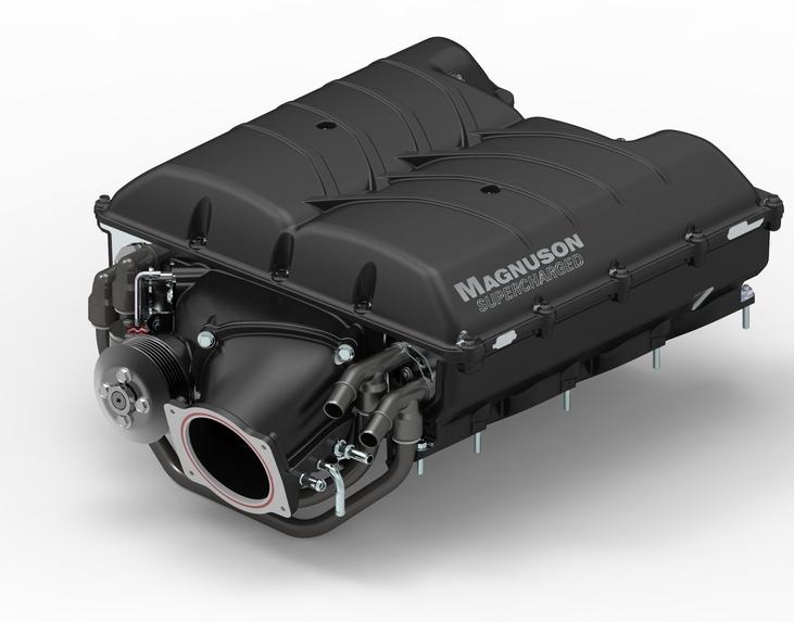 Magnuson Heartbeat marknadens absolut vassaste kompressorkit!
