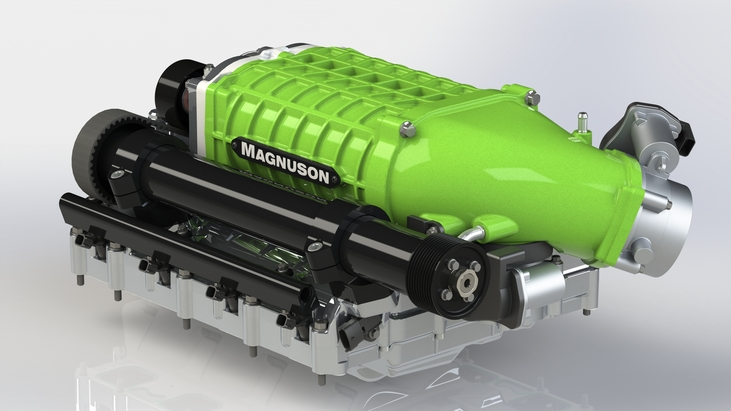 Magnuson Supercharger for Hellcat